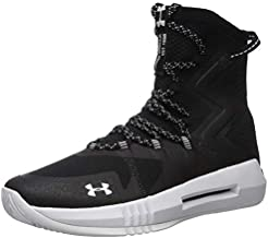 Under Armour Women's Highlight Ace 2.0 Volleyball Shoe, Black (001)/Black, 8
