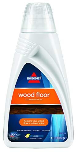 BISSELL Formula Detergente per pavimenti in legno per CrossWave/SpinWave