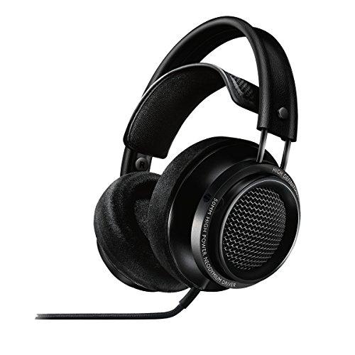 フィリップス Fidelio 開放型ヘッドフォン ブラック X2 [並行輸入品]