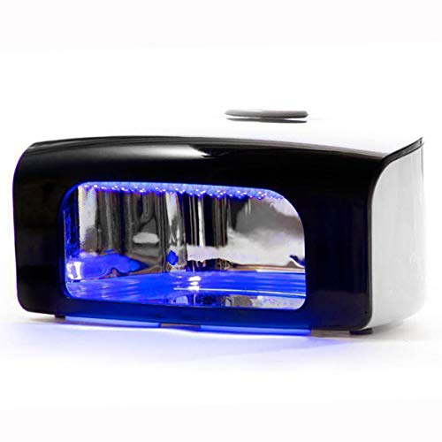 LED Nail Polish Dryer, Gel Polish Curing Lamp for fingernail and toenails with 90s, 60s and 30s Timer Settings
