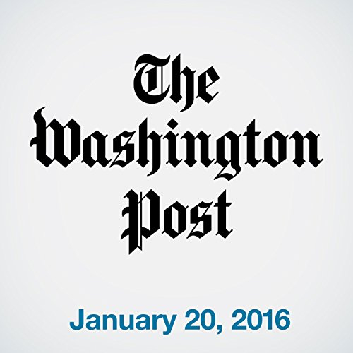 Top Stories Daily from The Washington Post, January 20, 2016 copertina