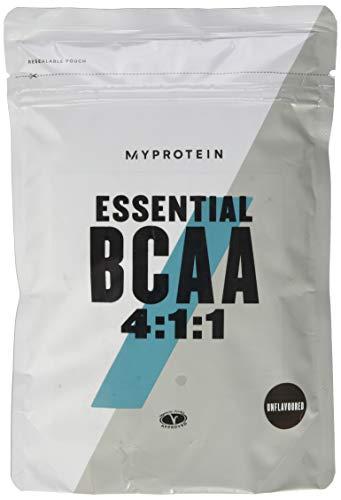 Myprotein BCAA 4:1:1 Unflavoured, 1er Pack (1 x 500 g)