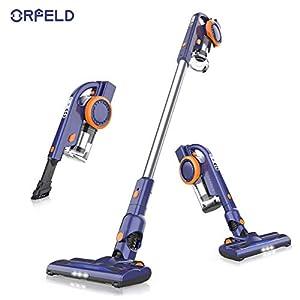 ORFELD Cordless Vacuum, 18000pa Stick Vacuum 4 in 1,Up to 50...