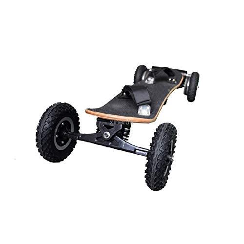 QEEN 4 Ruedas Patinaje eléctrico Longboard Boosted Board E-Scooter Hoverboard Tablero de...