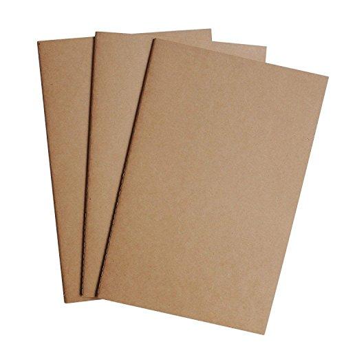 Repuestos de Papel para Cuaderno de Piel...