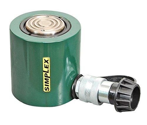 Simplex RLS502 Steel Low Profile 10400 Overseas parallel import Popular regular item Cylinder P Spring Return