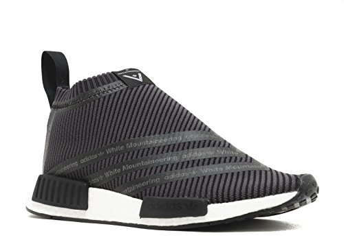 adidas x White Mountaineering NMD CS1 City Sock PK Primeknit Black Trainer Size 7.5 UK