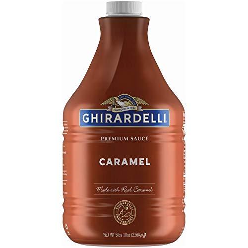 Creamy Caramel Sauce