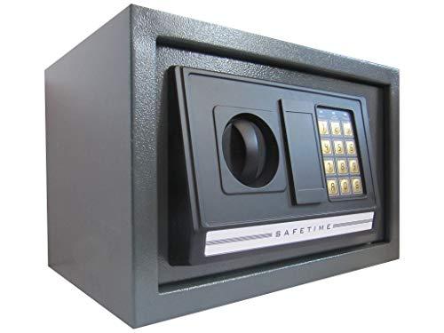 Elektronischer Tresor SafeTime mit Zeitschloss-Funktion