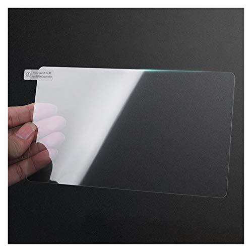 Zhbqcmou Pantalla de navegación de Vidrio Templado de automóviles Etiqueta Protectora LCD Protector de Cero Pantalla Película para Audi A4 B8 A5 8T 2008-2016 HNZHB (Color Name : 7inch 149X87mm)