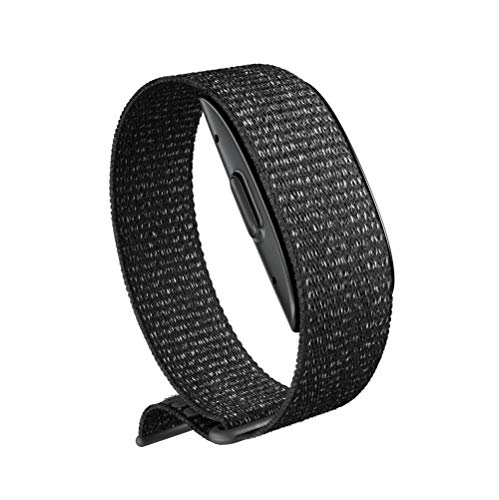 Amazon Halo Band – Measure how you move, sleep, and sound – Designed with privacy in mind - Black + Onyx - Large