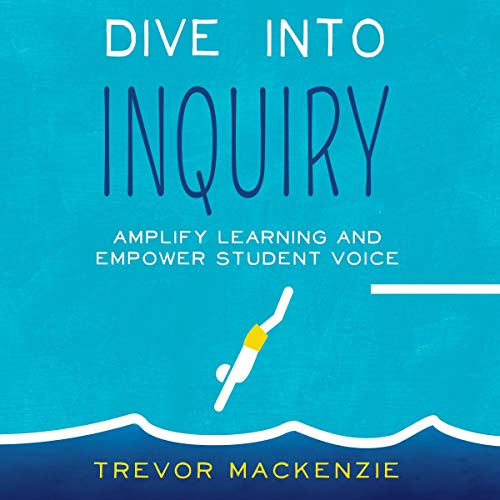 Dive into Inquiry audiobook cover art