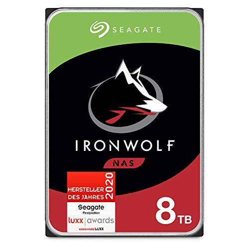 Seagate -   IronWolf Nas