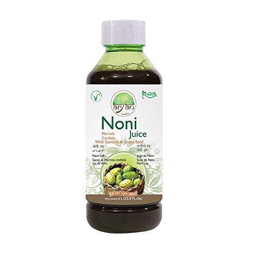 Aryan Indischer Maulbeer-Noni-Saft 1 Liter