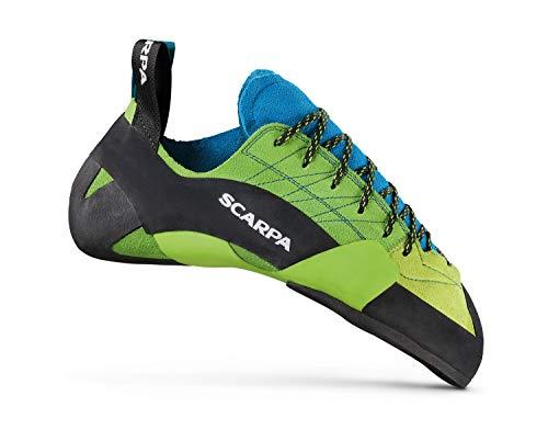 Scarpa Mago Kletterschuhe Bright Lime Schuhgröße EU 43 2020 Boulderschuhe