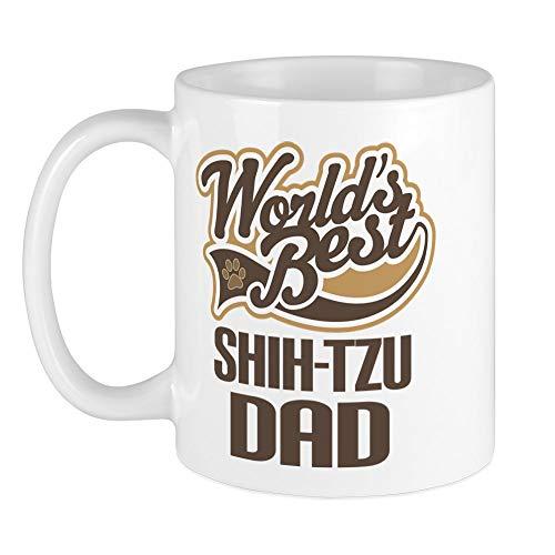 CafePress Shi Tzu Dad Mug Unique Coffee Mug, Coffee Cup, Tea Cup