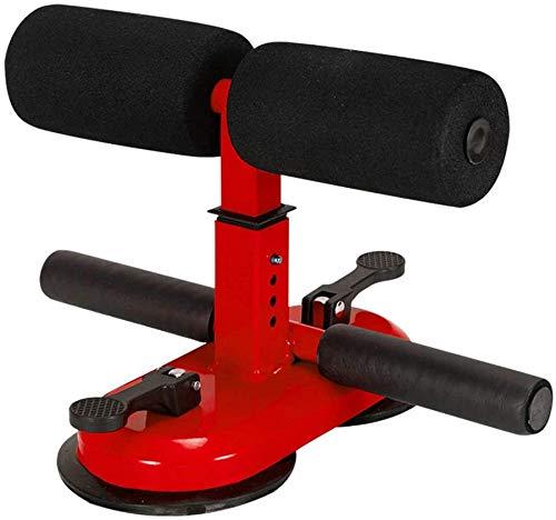 ZLYDGL Widerstand-Bänder, Einstellbare Yoga-Widerstand-Band for Beine und Gesäß Übung, Multi-Funktions-Übungsband Non-Slip for Yoga Pilates Body Shaping Fitness und Workout (Color : Red)