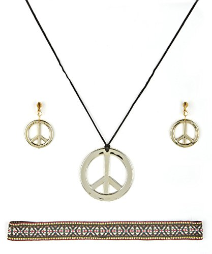 Generique - Set Bijoux Hippie