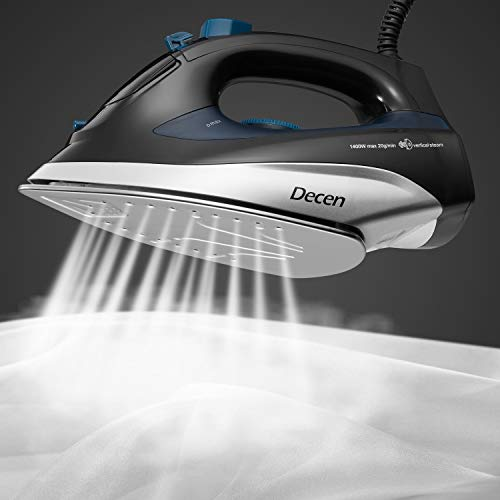 DECEN Professional Steam Iron