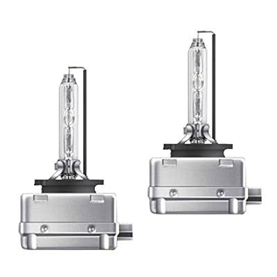 Lumenon HID Xenon Conversion Headlight Replacement Bulbs 1 pair