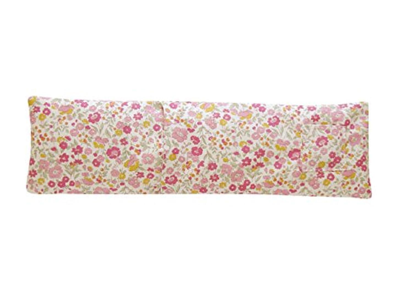 悲鳴行為叙情的なホット&アイスショルダーピロー ローズの香り(中花柄) JA-04ROCHU