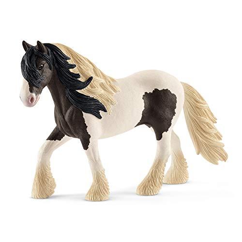 SCHLEICH Farm World Tinker Stallion Educational Figurine for Kids Ages 3-8