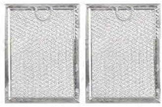 NewPowerGear 2 PACK Range Microwave Filter Replacement For GE JNM1541SM1SS, GE JVM1650CH, GE JVM1540DM2CC, GE JVM1533WD002, GE JVM1640BJ01