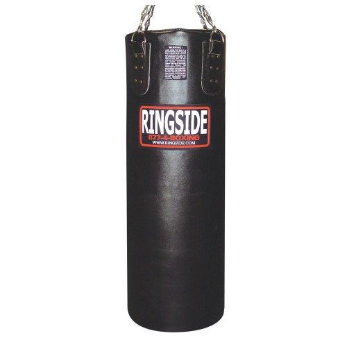 Ringside Leather Boxing MMA Muay Thai Fitness Workout Training Kicking Punching 100...