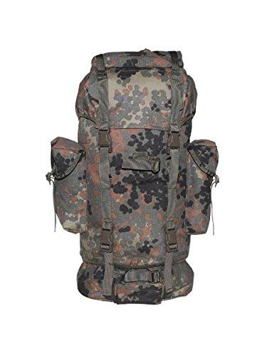 BUNDESWEHR Sac à dos de combat Camouflage 65 L