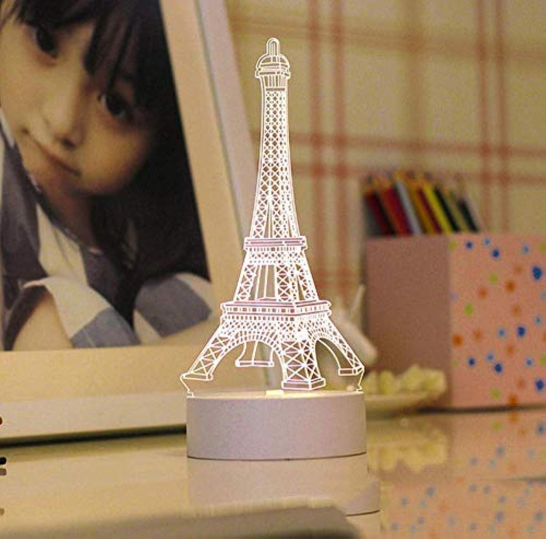 Led Unterbauleuchte Lichtleiste Deckenlampe Nachtlicht 3D Tischlampe Plug-In Schlafzimmer Ins Net rot Bedside Baby Kreative Dream Girl Schlaf Energiesparende Romantik