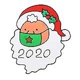 AMhomely Decoración de Navidad Venta Liquidación,Decoración de Navidad Ventana Pegado PVC Pegatinas de Pared para Ventanas Gafas