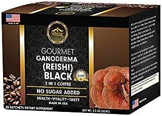 Eternal -Gourmet 2 in 1 Black coffee - with Ganoderma
