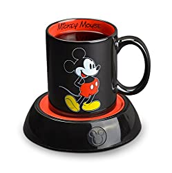 Disney Mickey Mouse Mug Warmer Disney Gift Ideas for Adults