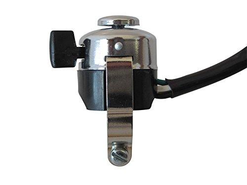 Moto Amplificador Interruptor Dip Del Faro Delantero para 7/8