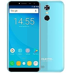 CUBOT H3-5.0 Pulgadas Android 7.0 4G Smartphone con 6000mAh ...