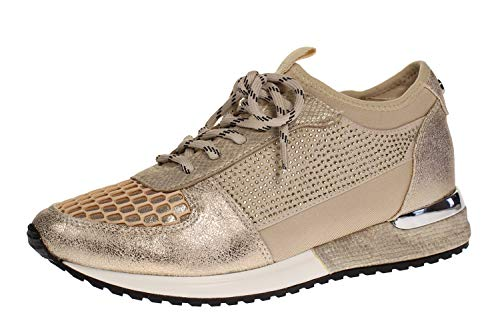 La Strada 1904004 Sneaker Cracked Gold 39