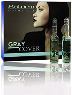 SALERM CUBRE CANAS Gray Cover Ampollas 12 x 5 ml