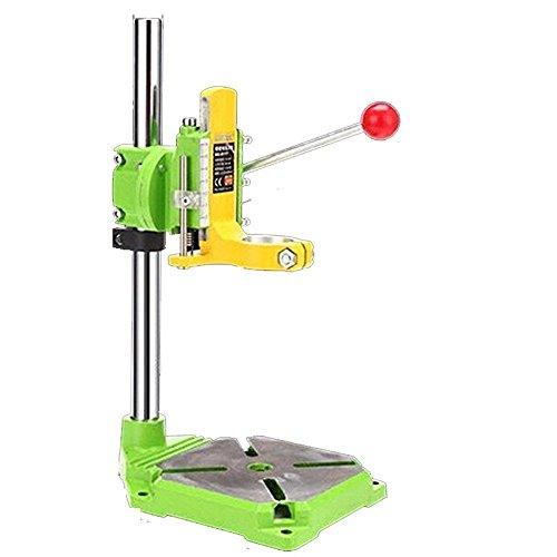 Amazing Deal Xiangtat Bench Drill Stand/Press Mini Electric Drill Carrier Bracket 90° Rotating Fixe...