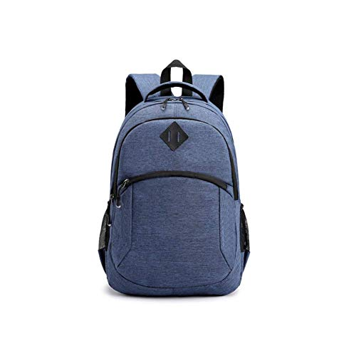 WLP-WF Backpack Leisure Fashion Rucksack Outdoor Men Women Sports School College Student Waterproof Luggage Bag Lightweight,Blue,30L,Blue,30L