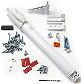 Emco Storm Door Closer Kit in White Color