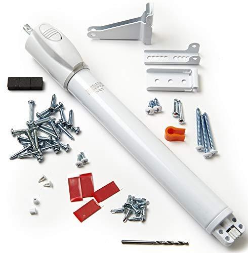 Emco Storm Door Closer Kit in White Color
