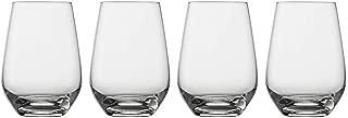 Villeroy & Boch Set Of Four 13.5Oz Stemless Wine Glasses