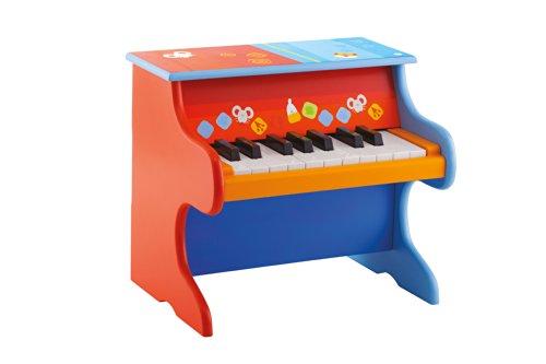 Sevi - 82265 - Instrument de Musique - Piano - 4 Partitions Incluses