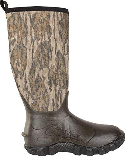 Drake Waterfowl Herren Knee High Mudder 2.0 Gummistiefel, Mossy Oak Bottomland, 13