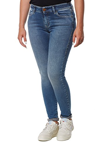 Diesel Damen 084NM Skinny Jeans, Blau (Blau 01), W27/L32