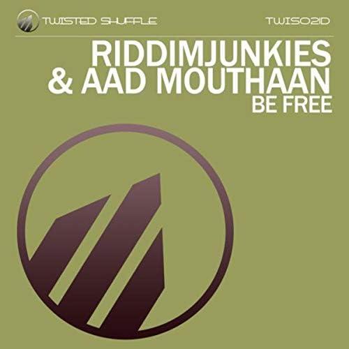 Riddimjunkies & Aad Mouthaan