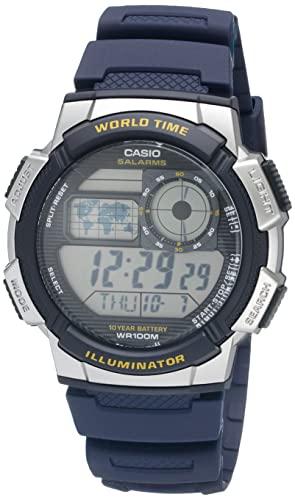 casio hombre reloj fabricante Casio