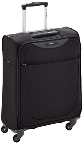 Samsonite - Base Hits Spinner (55cm-39Litros) (Negro)
