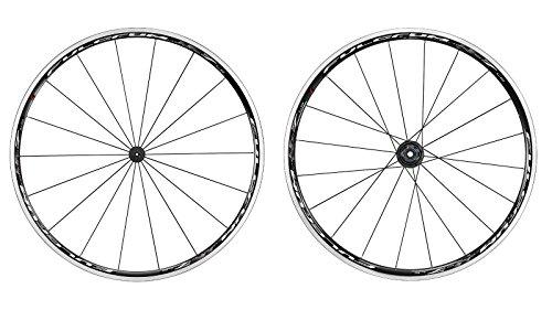 Fulcrum Racing 7 LG LRS - Ruedas traseras bicicleta de carretera - Shimano blanco/negro 2016 Juego de ruedas para bicicleta de carretera