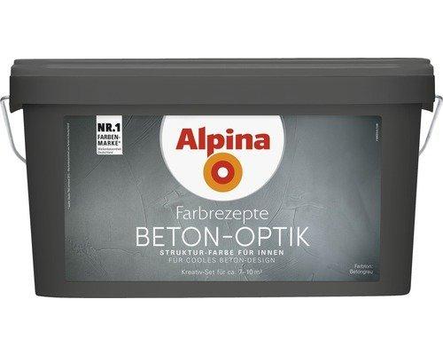 Alpina -   Farbrezepte Beton